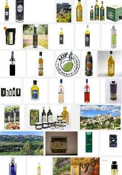 Les Baux de Provence (aoc-aop)